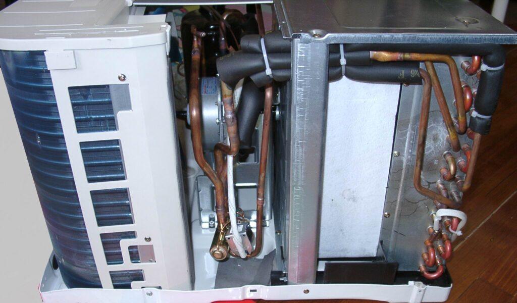 AC Air Conditioning (HVAC)