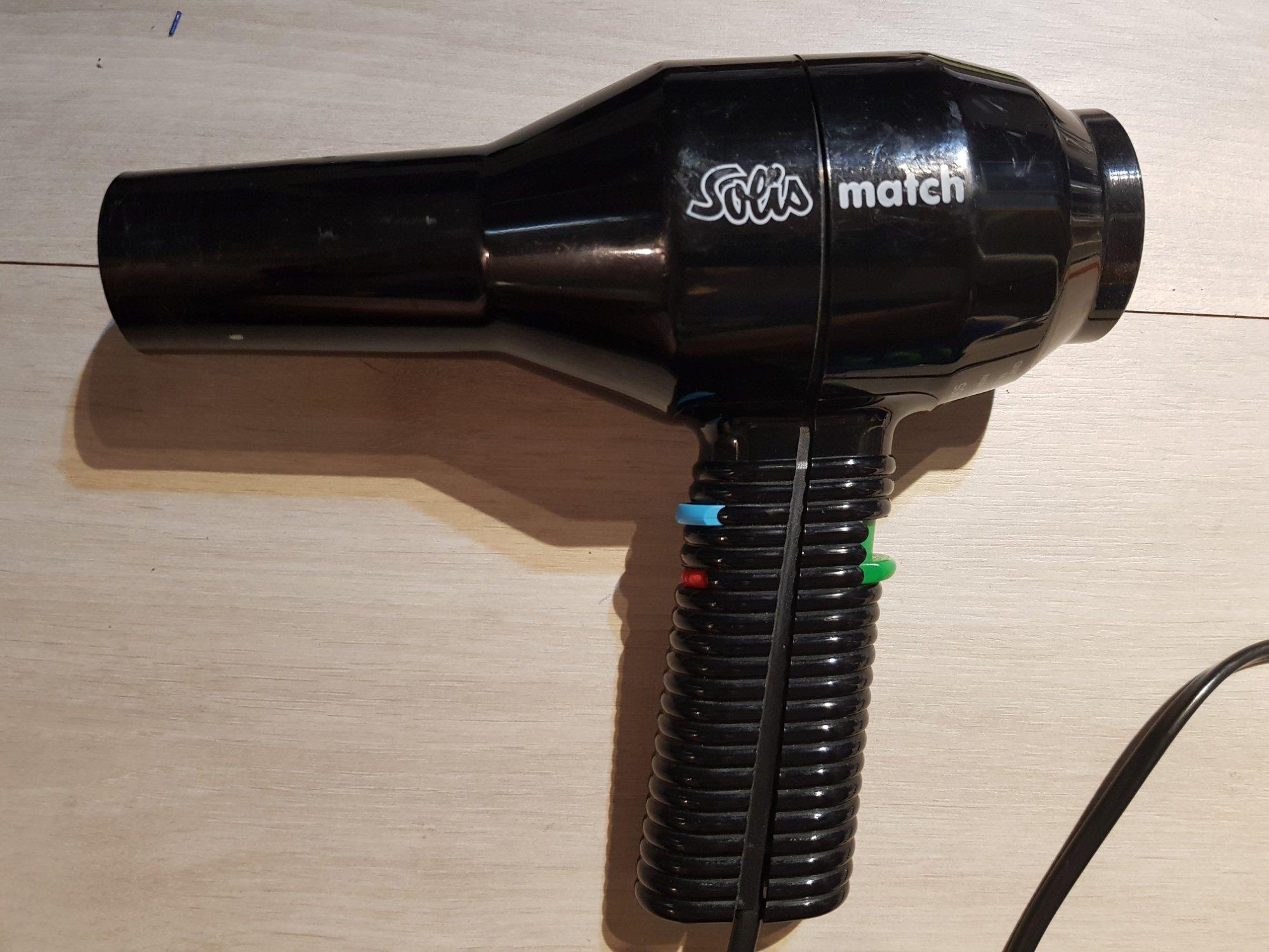 SOLIS Hairdryer