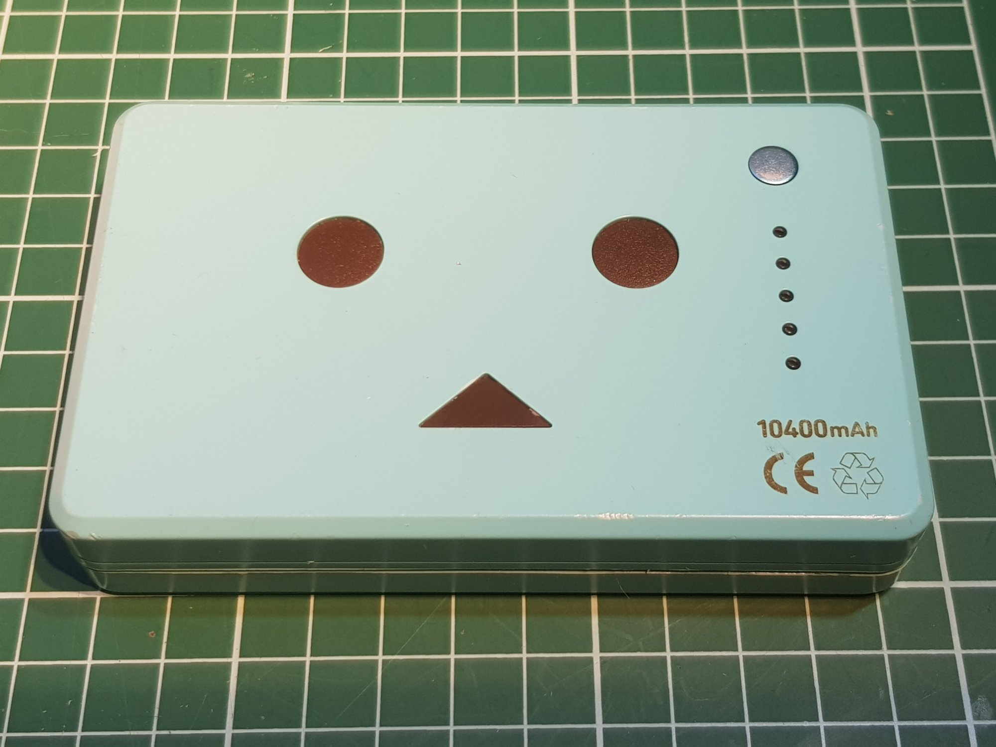 Cheero Danboard 10400mah powerbank and list of best powerbanks