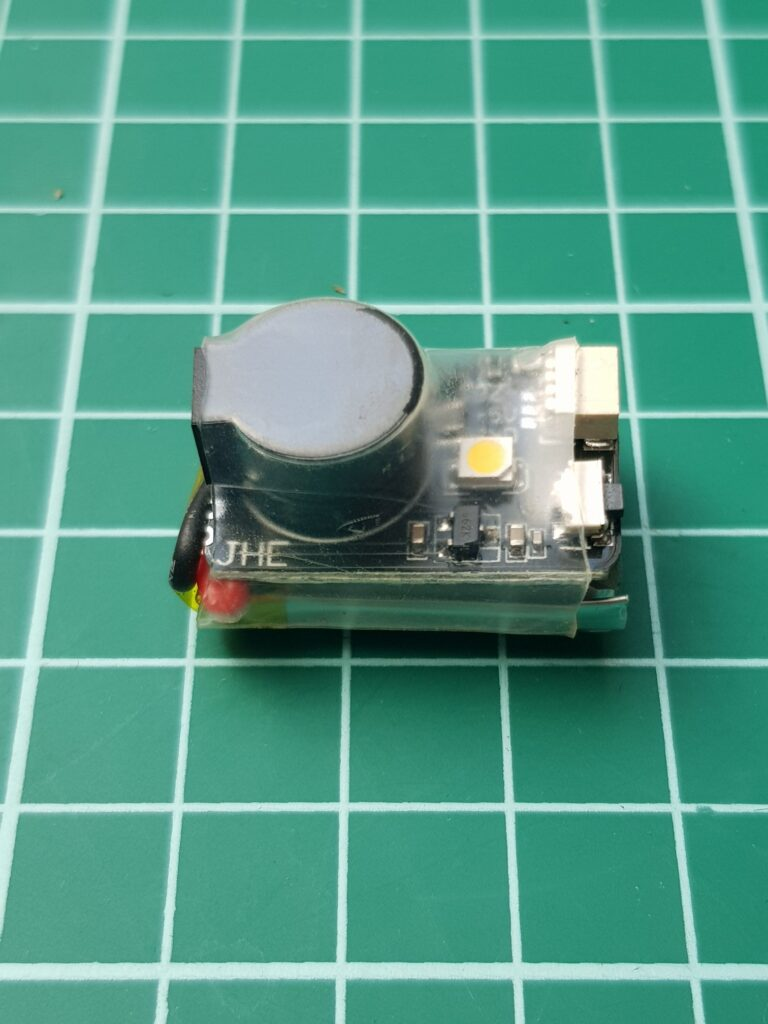 JHE42B Banggood quadcopter finder buzzer