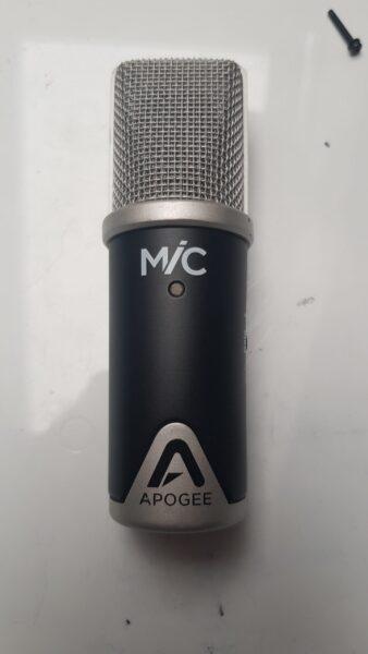 Apogee Mic Microphone repair