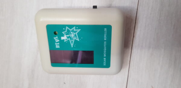 Mosquito repeller by ultrasounds