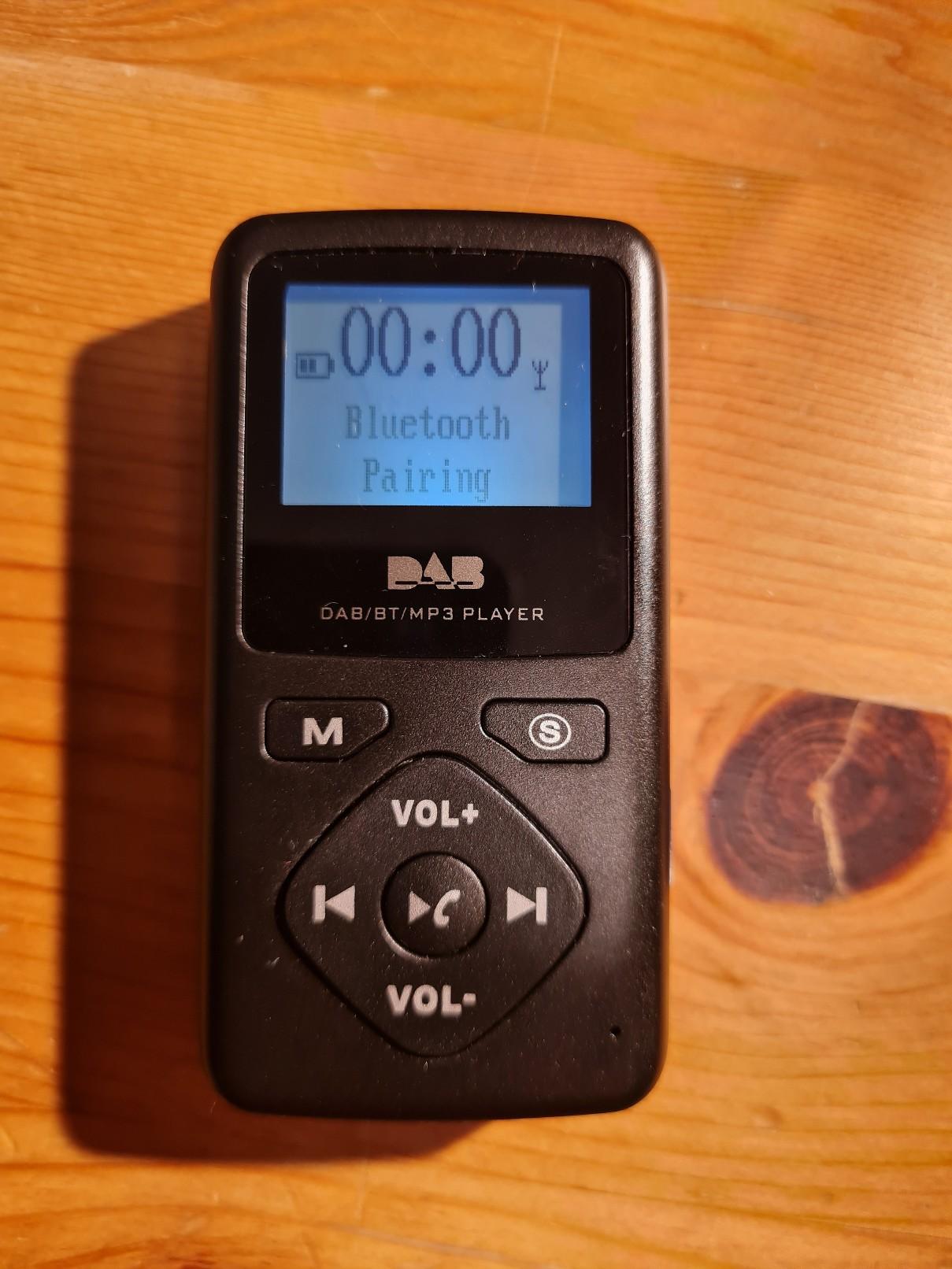 DAB-P7 FM Radio